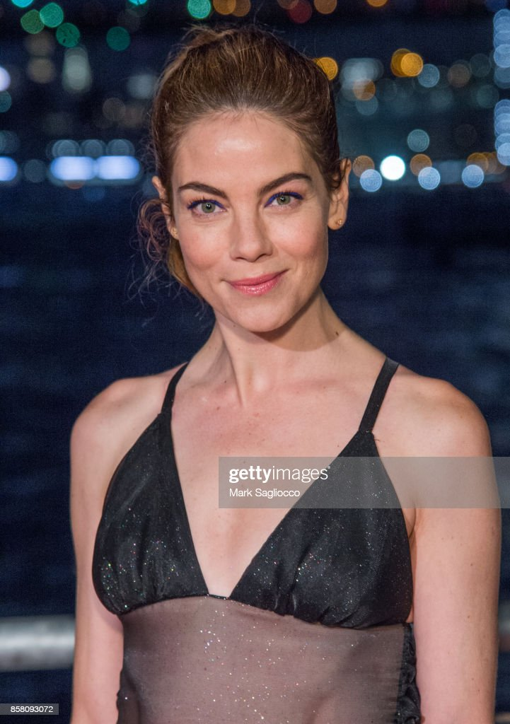 Actress Michelle Monaghan attends the 2017 Brooklyn Bridge Park Conservancy Brooklyn Black Tie Ball at Pier 2 at Brooklyn Bridge Park on October 5, 2017 in the Brooklyn borough of New York City, New York.