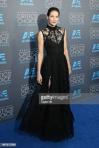 Actress Michelle Monaghan attends The 20th Annual Critics' Choice Movie Awards at Hollywood Palladium on January 15 2015 in Los Angeles California