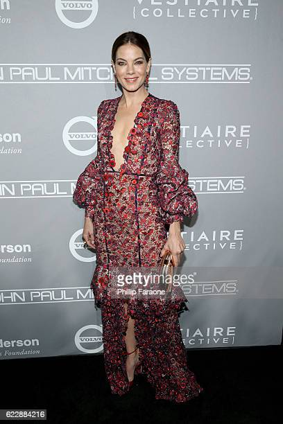 Actress Michelle Monaghan attends the Fifth Annual Baby2Baby Gala Presented By John Paul Mitchell Systems at 3LABS on November 12 2016 in Culver City...