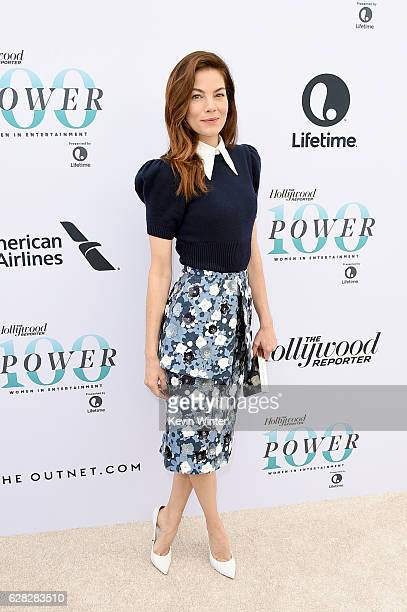 Actress Michelle Monaghan attends The Hollywood Reporter's Annual Women in Entertainment Breakfast in Los Angeles at Milk Studios on December 7 2016...