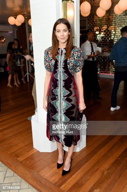 Actress Michelle Monaghan attends the Hulu Upfront Brunch at La Sirena Ristorante on May 3 2017 in New York City