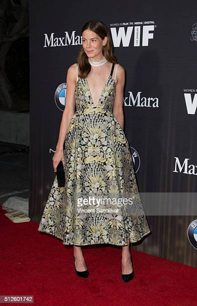 Actress Michelle Monaghan attends the Ninth Annual Women In Film Pre-Oscar Cocktail Party Presented By Max Mara, BMW, M-A-C Cosmetics And...