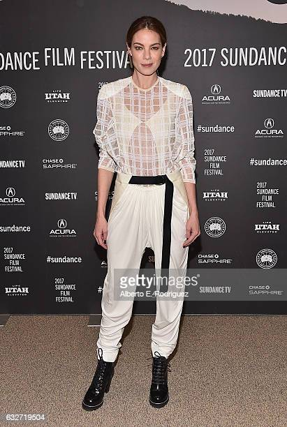 Actress Michelle Monaghan attends the 'Sidney Hall' Premiere 2017 Sundance Film Festival at Eccles Center Theatre on January 25 2017 in Park City Utah