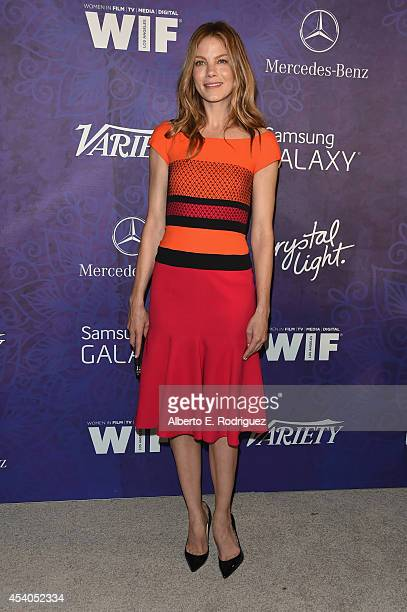 Actress Michelle Monaghan attends Variety and Women in Film Emmy Nominee Celebration powered by Samsung Galaxy on August 23 2014 in West Hollywood...