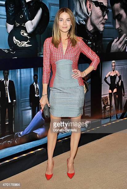 Actress Michelle Monaghan attends W Stories presented by Leon Max and hosted by Stefano Tonchi Leon Max and Amber Valletta at a private residence on...
