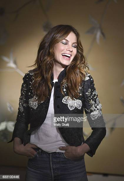 Actress Michelle Monaghan is photographed for Los Angeles Times on January 5 2017 in Los Angeles California Published Image CREDIT MUST READ Wally...