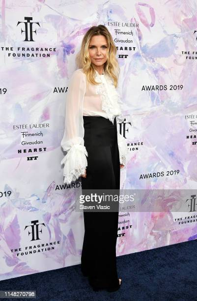 Actress Michelle Pfeiffer attends 2019 Fragrance Foundation Awards at David H Koch Theater Lincoln Center on June 5 2019 in New York City