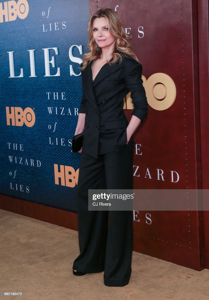 """The Wizard Of Lies"" New York Premiere"
