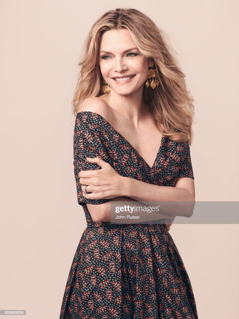 Michelle Pfeiffer, 20th Century Fox, August 1, 2017