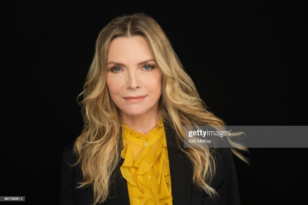 Michelle Pfeiffer, Los Angeles Times, December 15, 2017