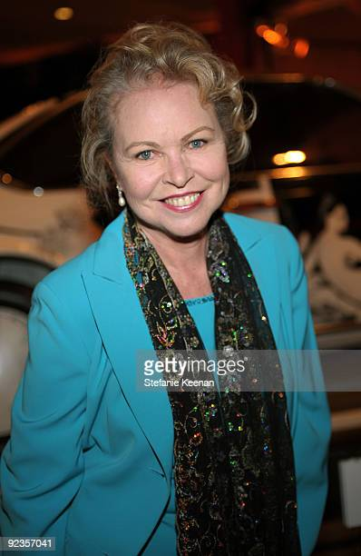 10373da2f8f Actress Michelle Phillips admires the BMW Art Car by Robert Rauschenberg at  a celebration hosted by