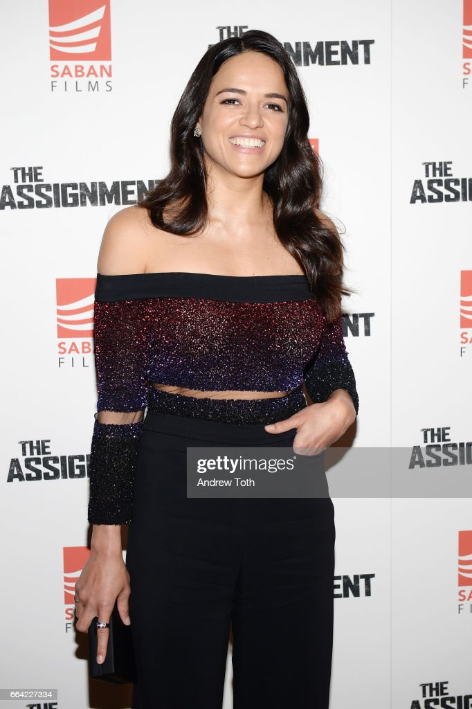 """The Assignment"" New York Screening - Arrivals"