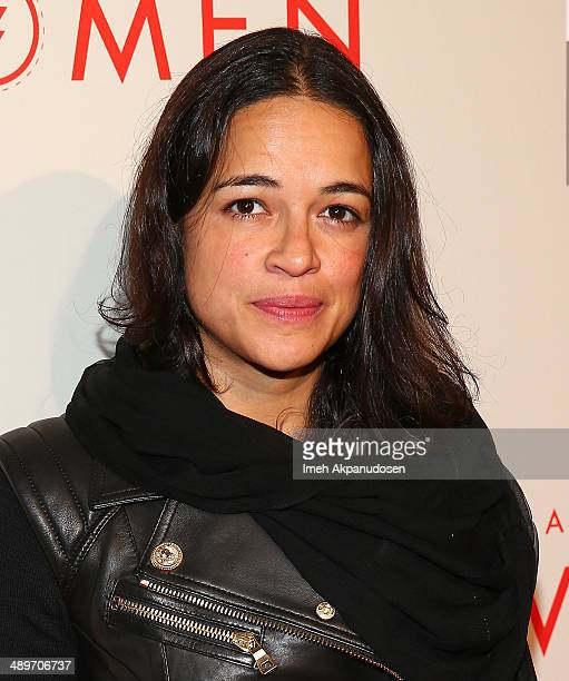 Actress Michelle Rodriguez attends The LA Gay Lesbian Center's 2014 An  Evening With Women at The