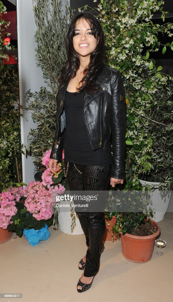 Actress Michelle Rodriguez attends the Replay Party held at the Star Style Lounge during the 63rd Annual International Cannes Film Festival on May 19, 2010 in Cannes, France.