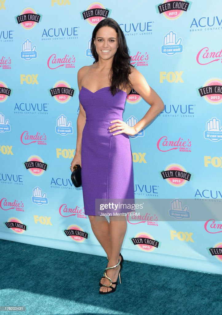 Teen Choice Awards 2013 - Arrivals : News Photo