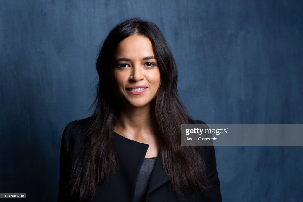 Actress Michelle Rodriguez From Widows Is Photographed For Los News Photo Getty Images