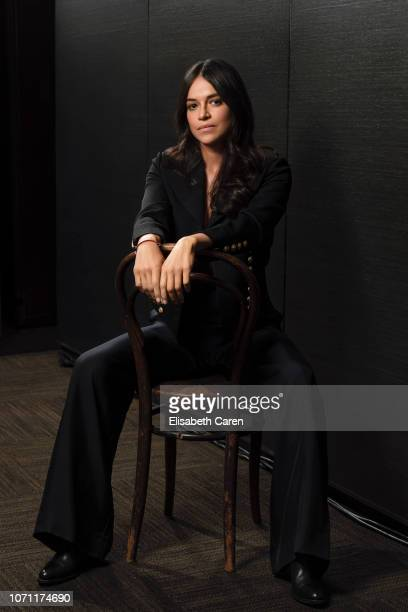 Actress Michelle Rodriguez is photographed for The Wrap on September 8 2018 at the Toronto International Film Festival in Toronto Ontario