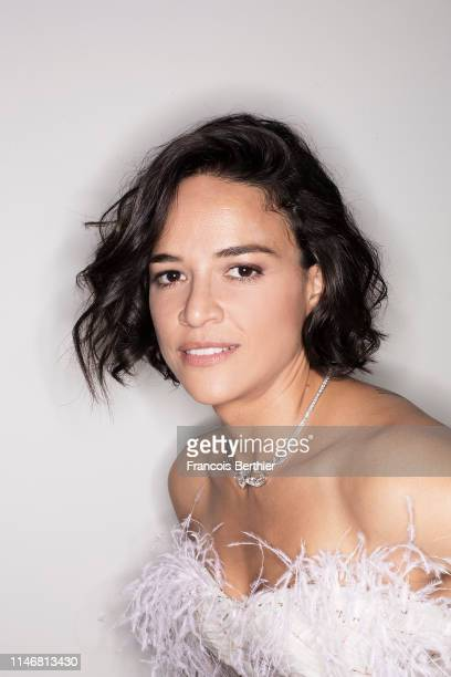 Actress Michelle Rodriguez poses for a portrait on May 21 2019 in Cannes France