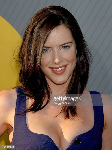 """Actress Michelle Ryan arrives at the """"NBC TCA Party"""" at the Beverly Hills Hilton Hotel on July 17, 2007 in Beverly Hills, California."""