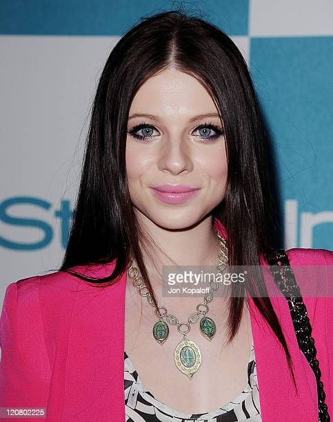 Actress Michelle Trachtenberg arrives at the 10th Annual InStyle Summer Soiree at The London Hotel on August 10 2011 in West Hollywood California