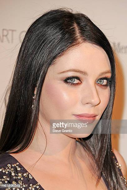 Actress Michelle Trachtenberg arrives at The Art of Elysium's 7th Annual HEAVEN Gala presented by Mercedes-Benz at Skirball Cultural Center on...