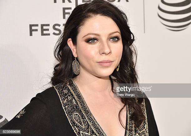 """Actress Michelle Trachtenberg attends """"Geezer"""" Premiere - 2016 Tribeca Film Festival at Spring Studios on April 23, 2016 in New York City."""
