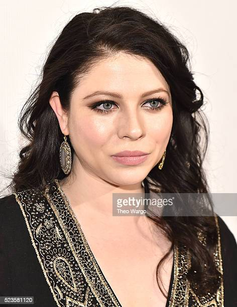 Actress Michelle Trachtenberg attends Geezer Premiere 2016 Tribeca Film Festival at Spring Studios on April 23 2016 in New York City