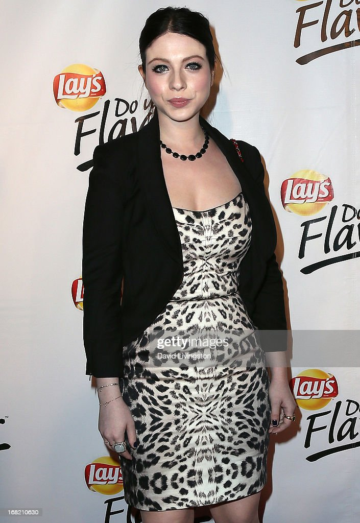 Actress Michelle Trachtenberg attends Lay's 'Do Us a Flavor' contest hosted by Eva Longoria at Beso on May 6, 2013 in Hollywood, California.