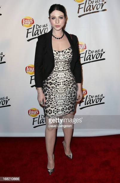 Actress Michelle Trachtenberg Attends Lays Do Us A Flavor Contest Hosted By Eva Longoria