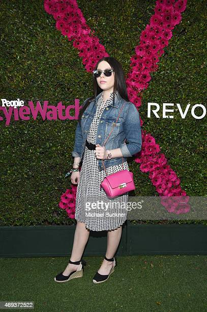 Actress Michelle Trachtenberg attends People StyleWatch REVOLVE Fashion and Festival Event at Avalon Palm Springs on April 11 2015 in Palm Springs...