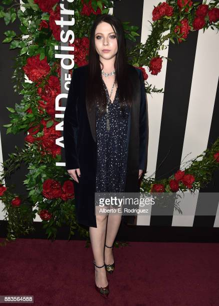 Actress Michelle Trachtenberg attends the Land of distraction Launch event at Chateau Marmont on November 30 2017 in Los Angeles California