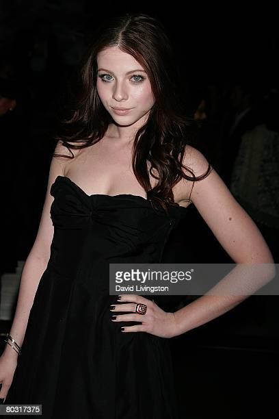 Actress Michelle Trachtenberg attends the Prada Los Angeles screening of 'Trembled Blossoms' at Prada Beverly Hills Epicenter on March 19 2008 in...