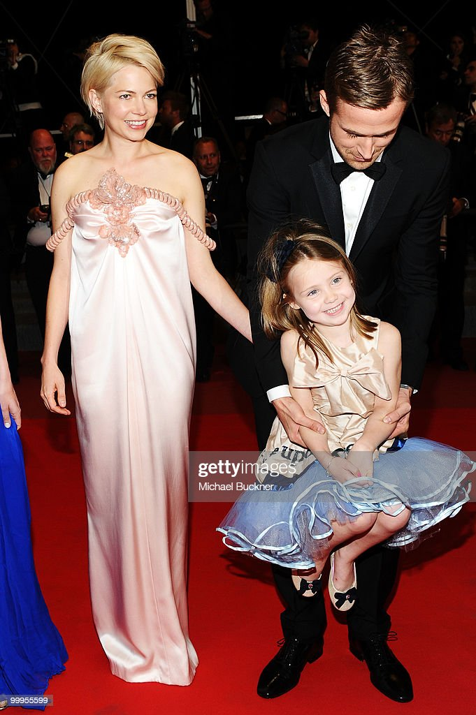Actress Michelle Williams, Actor Ryan Gosling,actress Faith Wladyka Attend  The U0027Blue Valentine