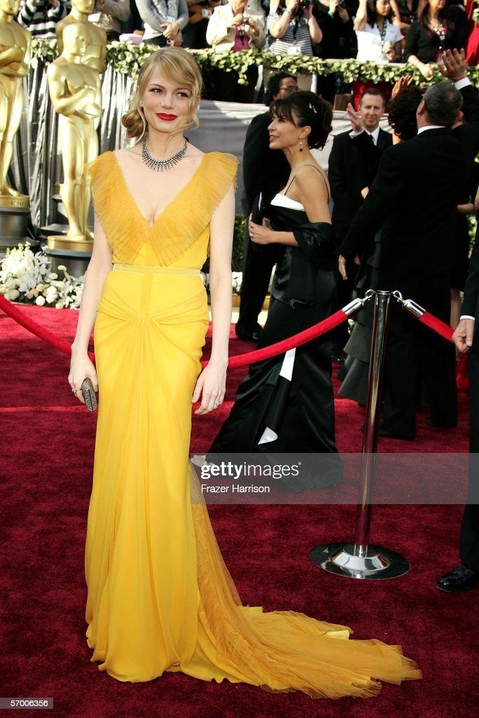 78th Annual Academy Awards - Arrivals : News Photo