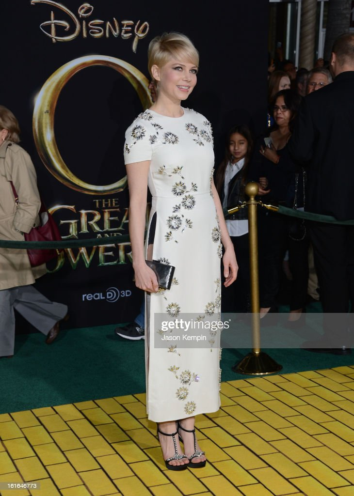 "Premiere Of Walt Disney Pictures' ""Oz The Great And Powerful"" - Arrivals : News Photo"