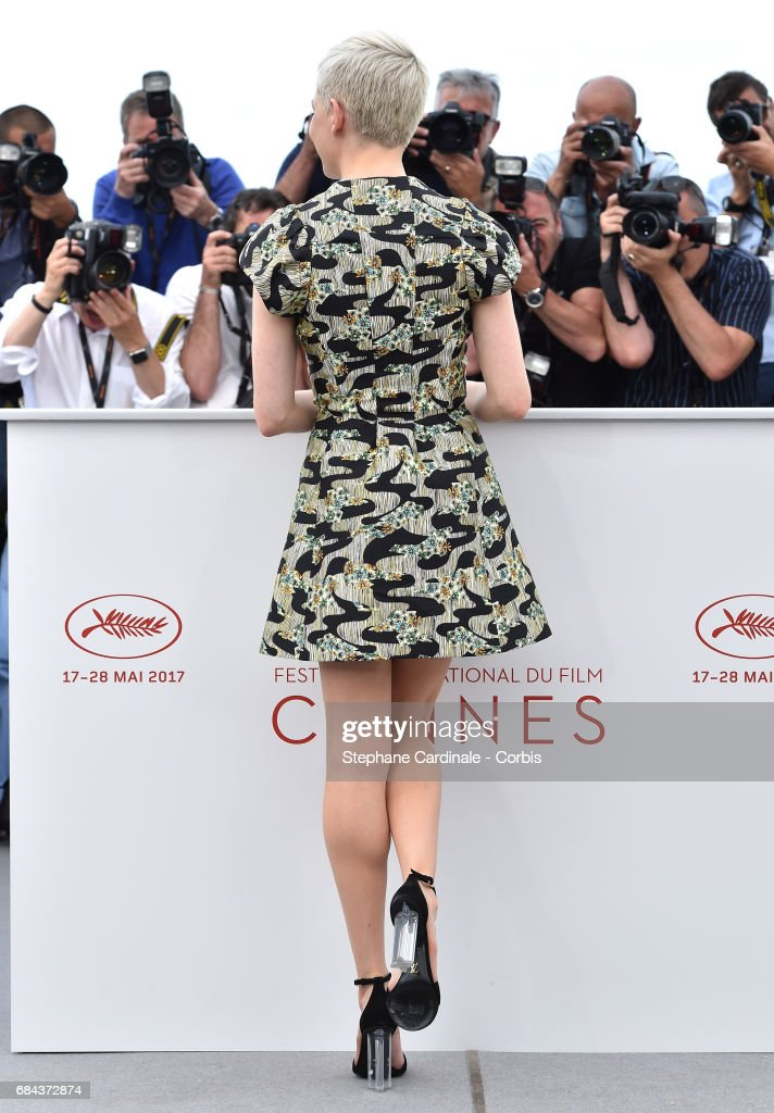 Actress Michelle Williams attends 'Wonderstruck' Photocall during the 70th annual Cannes Film Festival at Palais des Festivals on May 18, 2017 in Cannes, France.