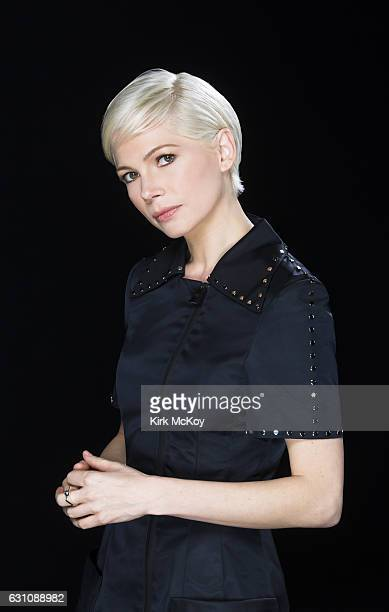 Actress Michelle Williams is photographed for Los Angeles Times on November 12 2016 in Los Angeles California PUBLISHED IMAGE CREDIT MUST READ Kirk...
