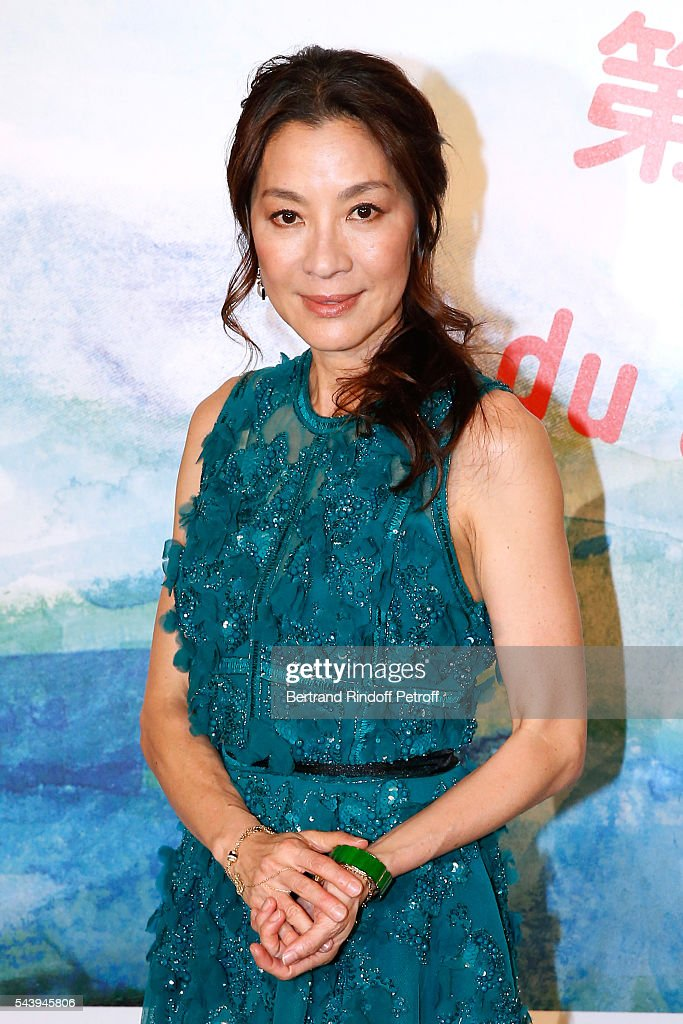 6th Chinese Film Festival  : Photocall  At Cinema Gaumont Marignan In Paris