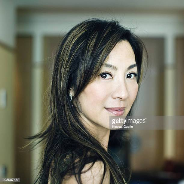 Actress Michelle Yeoh poses at a portrait session in Cannes on May 16 2010