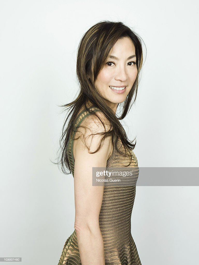 Michelle Yeoh : News Photo