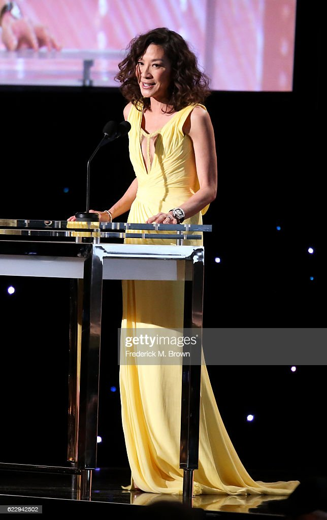 Academy Of Motion Picture Arts And Sciences' 8th Annual Governors Awards - Show