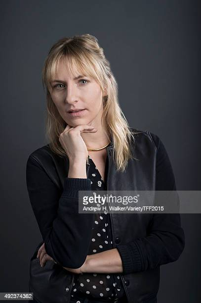 Actress Mickey Sumner is photographed for Variety at the Tribeca Film Festival on April 24 2015 in New York City