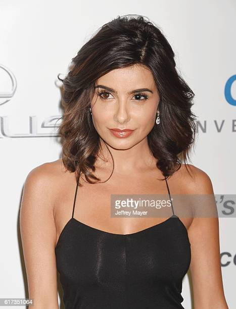 Actress Mikaela Hoover arrives at the 26th Annual EMA Awards at Warner Bros. Studios on October 22, 2016 in Burbank, California.