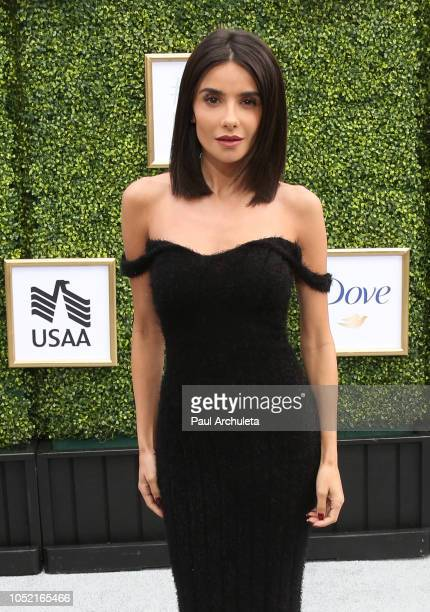 Actress Mikaela Hoover attends the CW Network's fall launch event at Warner Bros. Studios on October 14, 2018 in Burbank, California.