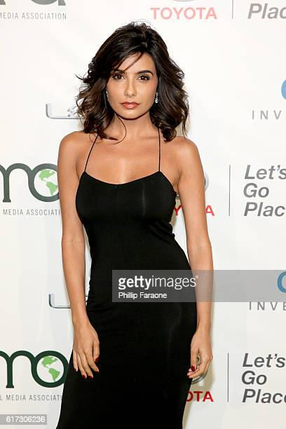 Actress Mikaela Hoover attends the Environmental Media Association 26th Annual EMA Awards Presented By Toyota Lexus And Calvert at Warner Bros...