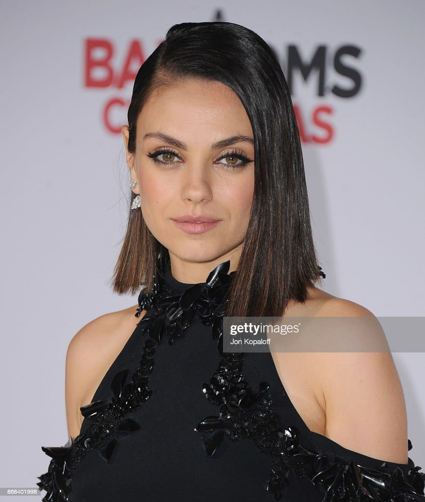 "Premiere Of STX Entertainment's ""A Bad Moms Christmas"" - Arrivals"