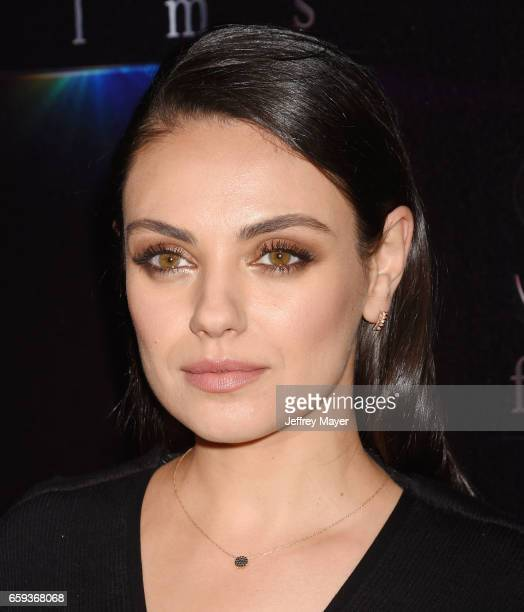 Mila Kunis Stock Photos And Pictures Getty Images