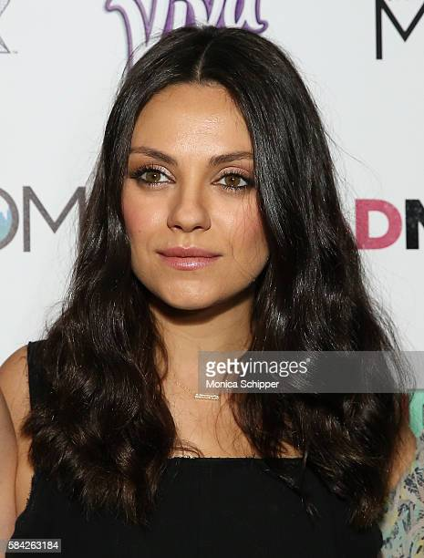 Actress Mila Kunis attends the Mamarazzi Screening Of 'Bad Moms' at AMC Empire on July 28 2016 in New York City