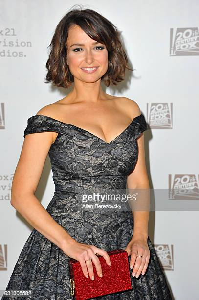 Actress Milana Vayntrub attends FOX and FX's 2017 Golden Globe Awards After Party at The Beverly Hilton Hotel on January 8 2017 in Beverly Hills...