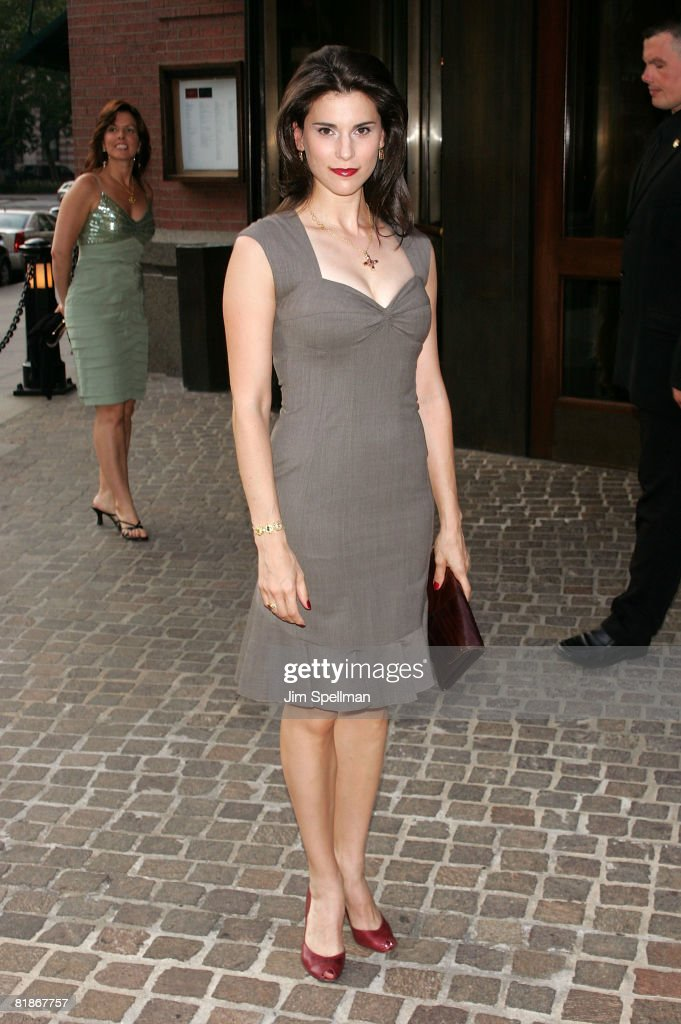 """The Cinema Society and Conde Nast Traveler Host a Screening of """"Transsiberian"""" - Outside Arrivals : News Photo"""